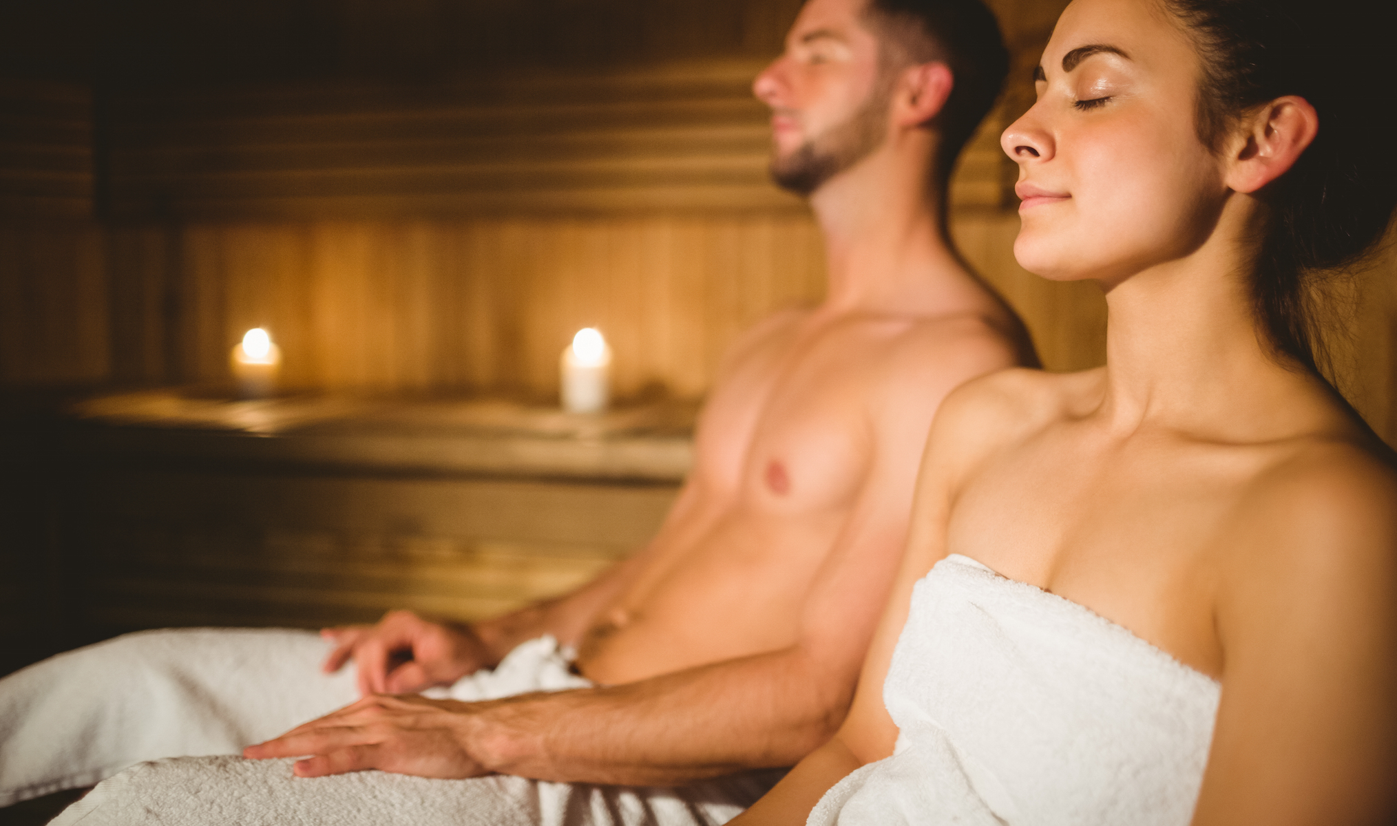Infrared Sauna | Touch To Heal Spa