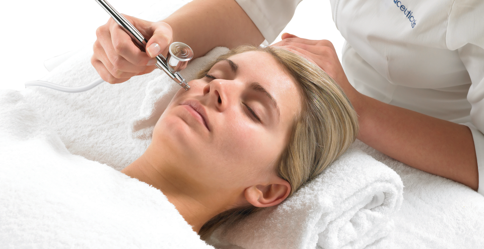 Get Your Skin Glowing With The Oxygen Facial Touch To Heal Spa